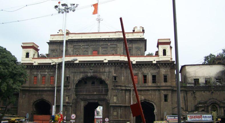 Kolhapur_Mahadwar_BhavaniMandap
