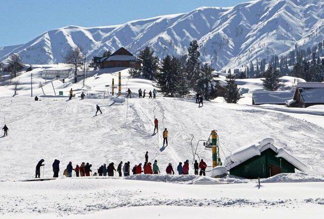 Gulmarg Winter Sports 2